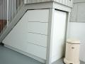 Einbau-Treppe