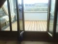 Terasse Dachgeschosswohnung
