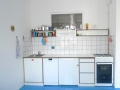 Küche CDF weiß