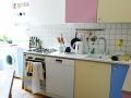 Küche bunt