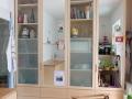 Küchenschrank-aus-Ahorn-mit-Rahmentüren